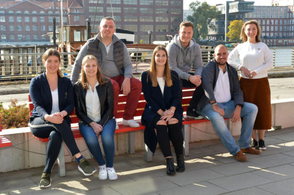 Das Event Lobby Team aus Berlin